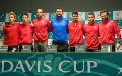 Cupa Davis: România va înfrunta China în play-off-ul Gupei Mondiale 1