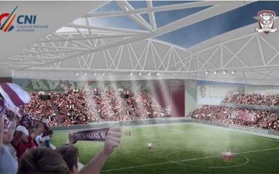 Stadionul Giulești nu va fi construit la timp pentru Euro 2020