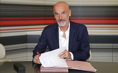 Stefano Pioli, noul antrenor al lui AC Milan