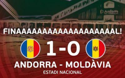 Victorie istorică. Andorra, primul succes în preliminariile Campionatului European