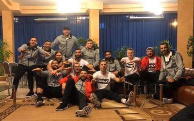 Dinamo a câștigat clar în Rusia, cu Chekhovskie Medvedi