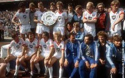 19. Bundesliga ca istorie (1981-1982): Era lui Ernst Happel