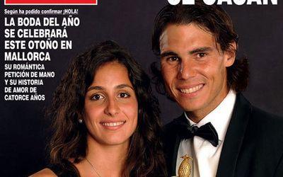 Monden / Rafael Nadal s-a căsătorit