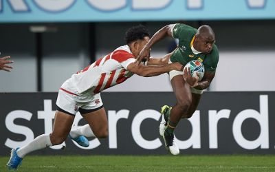 Ţara Galilor şi Africa de Sud, calificate în semifinalele Cupei Mondiale de rugby