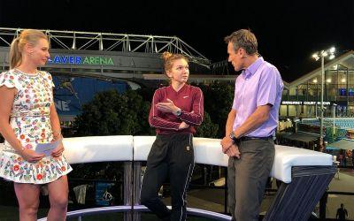 Digi Sport va transmite și în următorii 4 ani turneele feminine de tenis, Eurosport le va difuza pe cele masculine