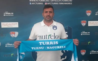 Liga 2: Marius Baciu a preluat-o pe Turris Turnu Măgurele