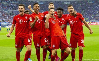 Bundesliga: Bayern câștigă, Dortmund face egal