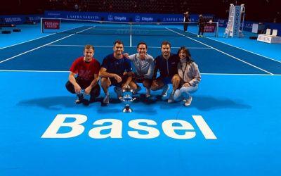 Horia Tecău și Jean Julien Rojer, campioni la Basel