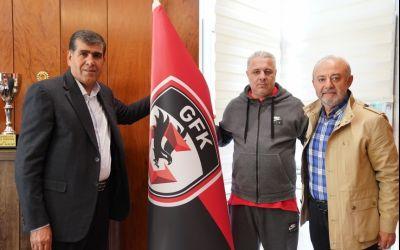 Marius Șumudică și-a prelungit contractul cu Gazișehir