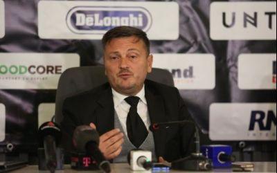 U Cluj l-a numit pe Daniel Stanciu director general. Obiectivele anunțate de acesta