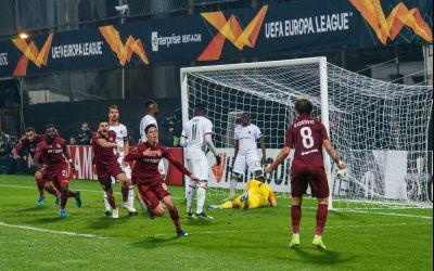 CFR, victorie cu Rennes. Campioana mai are nevoie de un punct pentru primăvara europeană