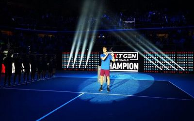 Surpriză la Milano! Sinner, campion la turneul Next Gen ATP Finals
