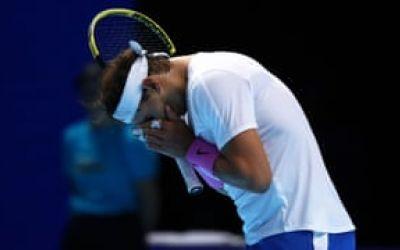 Surprize la Turneul Campionilor. Nadal, Federer și Medvedev, învinși