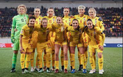 Înfrângere drastică pentru naționala feminină de fotbal a României în Elveția