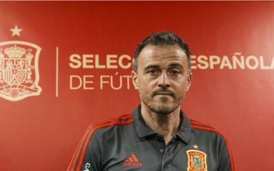 Luis Enrique a redevenit selecționerul Spaniei