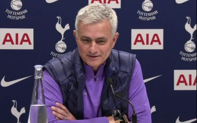 Interviu cu Jose Mourinho, după instalarea la Tottenham: Putem câștiga titlul sezonul viitor