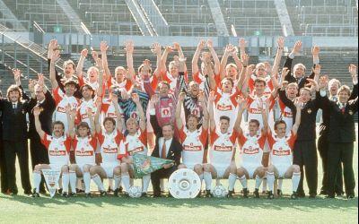 29. Bundesliga ca istorie (1991-1992): Bucurie la Stuttgart, tristețe la Frankfurt