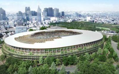 VIDEO / Exemplu pentru București. Japonia a terminat mai devreme stadionul olimpic