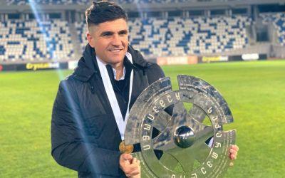 Dinamo Tbilisi, campioana Georgiei cu un proiect spaniol