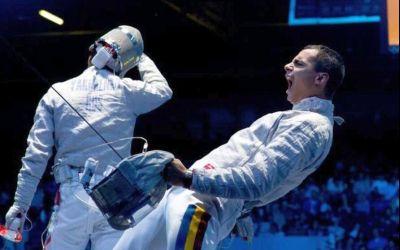 Bianca Pascu și Tiberiu Dolniceanu, campioni ai Cupei României în probele individuale de sabie
