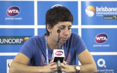 Carla Suarez Navarro se retrage din tenis în 2020