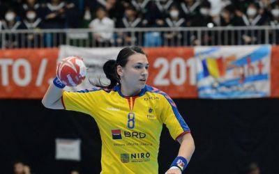 Naționala de handbal feminin a României, învinsă de Muntenegru, deși a făcut un meci bun