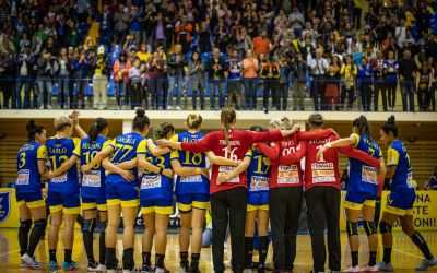Corona Brașov a fost descalificată din Liga Națională