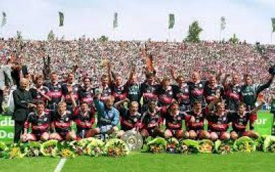 34. Bundesliga ca istorie (1996-1997): Triunghiul magic de la Stuttgart