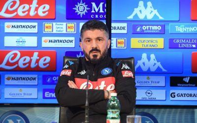 Schimbare de antrenor la Napoli. Gattuso îl înlocuiește pe Ancelotti