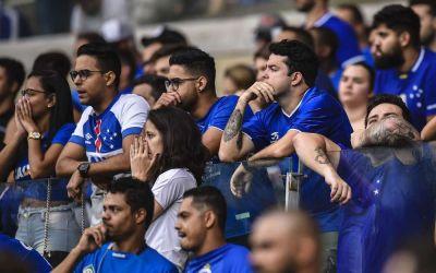 Retrogradare istorică. Cruzeiro, un club emblematic al Braziliei, a retrogradat în premieră