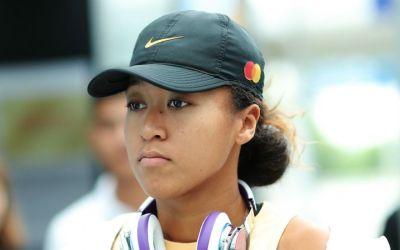 Naomi Osaka va lucra cu antrenorul Wim Fissette