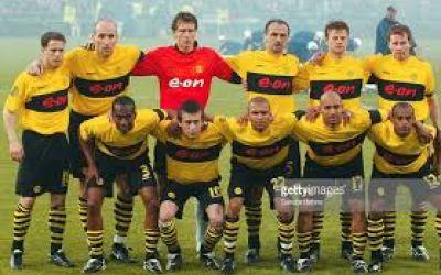 39. Bundesliga ca istorie (2001-2002) : Un an catastrofal pentru Vicekusen