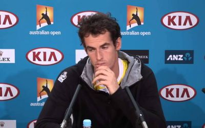 Andy Murray ratează debutul de an sportiv