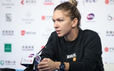 Simona Halep a demarat antrenamentele în Australia