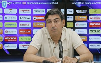 Victor Pițurcă a demisionat de la Craiova