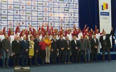 VIDEO / România va fi reprezentată de 35 de sportivi la Jocurile Olimpice de Iarnă pentru Tineret. Obiectiv: o medalie