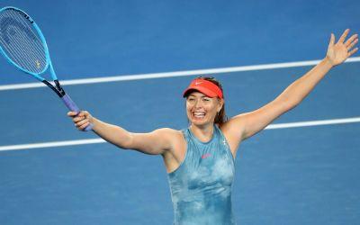 Șarapova a primit wild-card pentru Australian Open