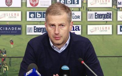 Liga 1: Edi Iordănescu anunță că va rămâne Mediaș