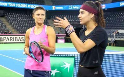 Sorana Cîrstea a învins-o pe Irina Begu la turneul de la Hobart