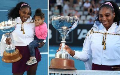 Serena is back ! Americanca a triumfat la Auckland