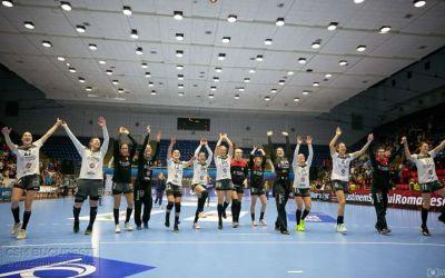 Liga Florilor: CSM București, învingătoare în campionat cu Bistrița