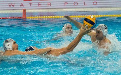 Naționala de polo a României, învinsă de Serbia, la Campionatul European