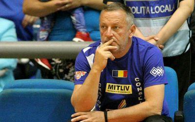 Bogdan Burcea este noul selecționer al naționalei de handbal feminine a României