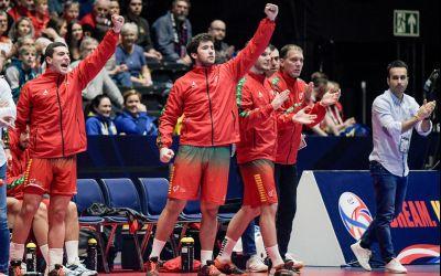 Portugalia continuă să uimească la Europeanul de handbal masculin. Slovenia răpune Islanda