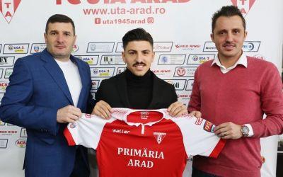 Liga 2: UTA și Petrolul au transferat fotbaliști din străinătate