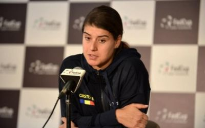 Sorana Cîrstea a debutat cu victorie la Australian Open