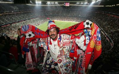 INTERVIU BILINGV/ Michael Zeman și pasiunea sa nebună pentru Bayern: Sângele meu este alb-roșu