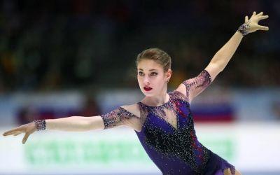 Alena Kostornaia, campioană europeană la patinaj artistic