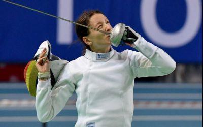 Ana Maria Popescu, aur la Grand Prix-ul de la Doha