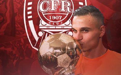 CFR Cluj i-a adus pe fundașul Cristi Manea și portarul Grzegorz Sandomierski